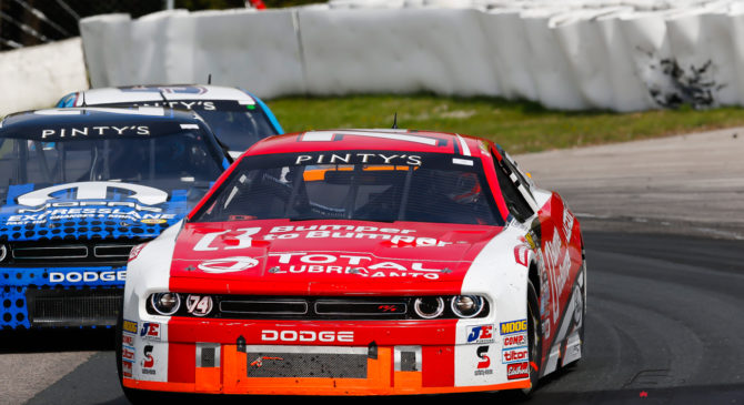 Kevin Lacroix Back in NASCAR Pinty's for the 2020 Season