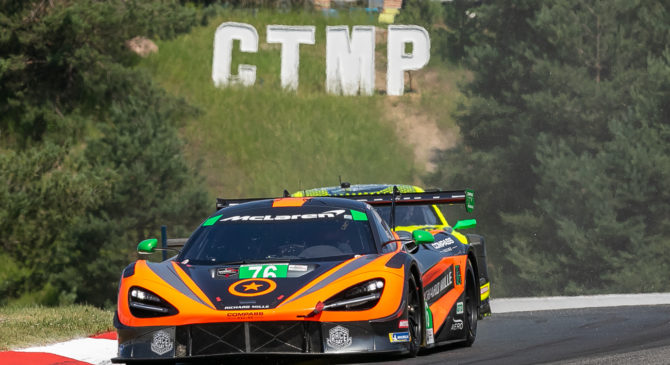 Announcement from CTMP Regarding May14-17 Weekend