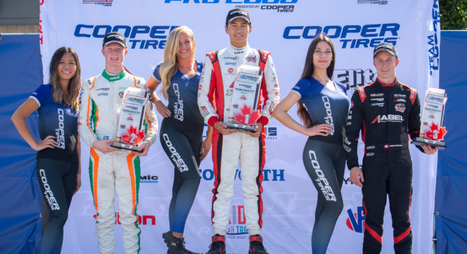 Pro2000 Podium Photos – @hondaindy