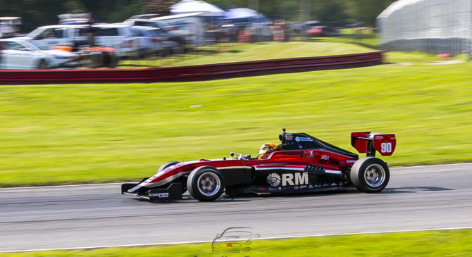Exclusive Autosport's Lastochkin grabs fourth top five finish at Mid Ohio