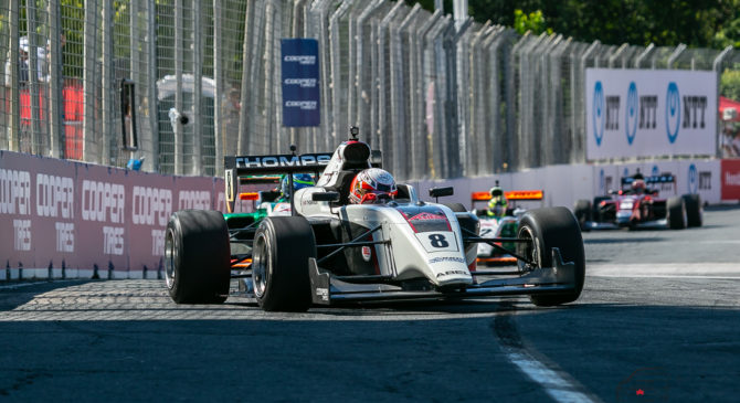 Parker Thompson looks forward to INDY PRO 2000 championship battle at Mid Ohio @parkertracing